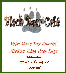 black bear ad