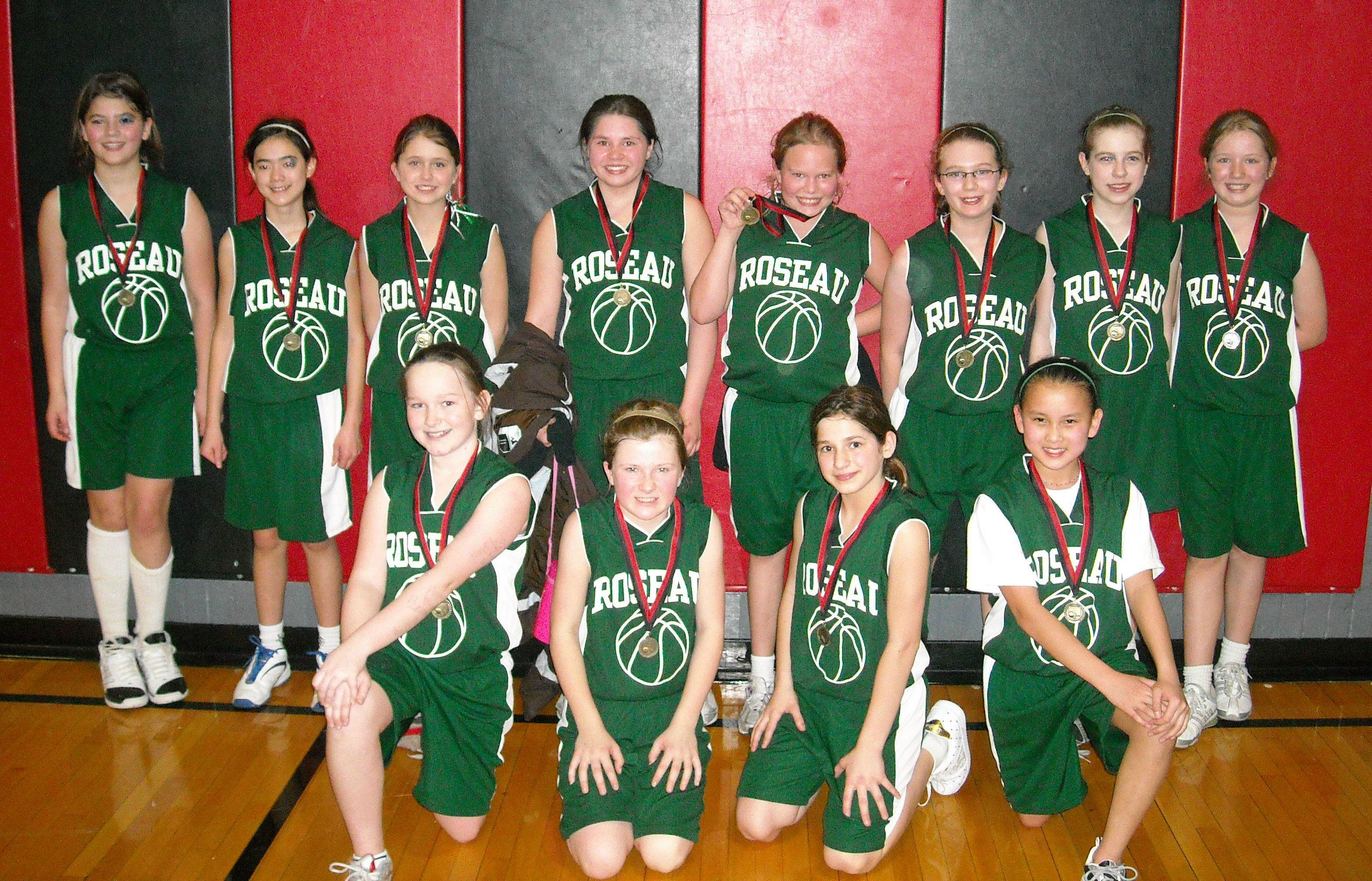 roseau 6th grade team #2